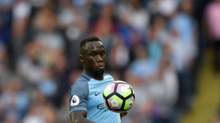 Manchester City released Bacary Sagna after his contract expired