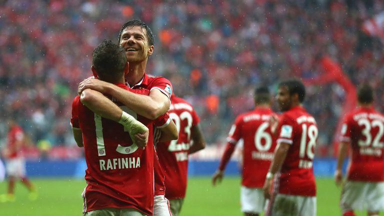 Bayern Munich Xabi Alonso