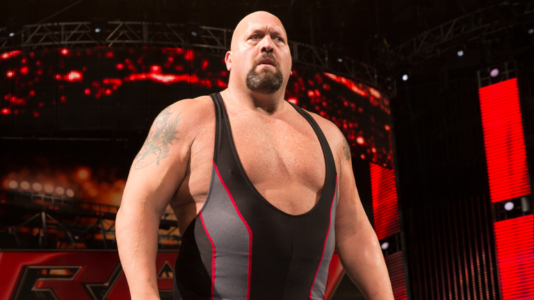 Big Show has been in WWE since 1999