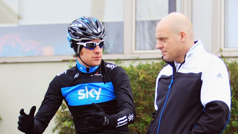 Brailsford has defended Wiggins and Team Sky