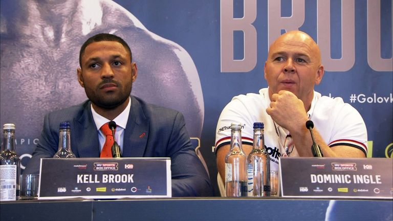 Kell Brook and Dominic Ingle could work together again