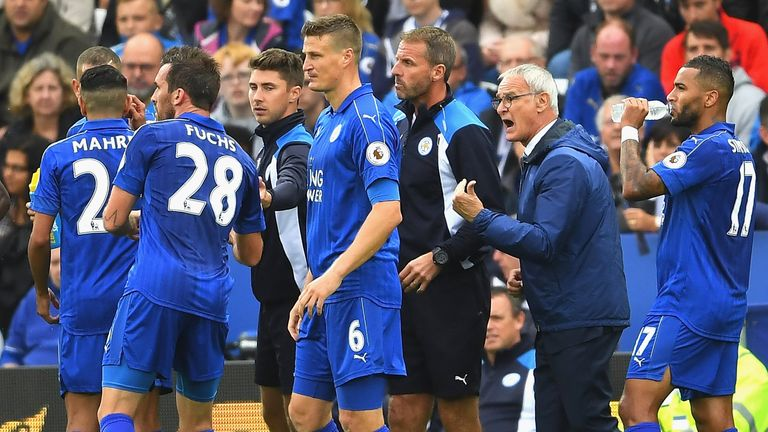 Claudio Ranieri has urged his side to maintain their recent defensive resolve