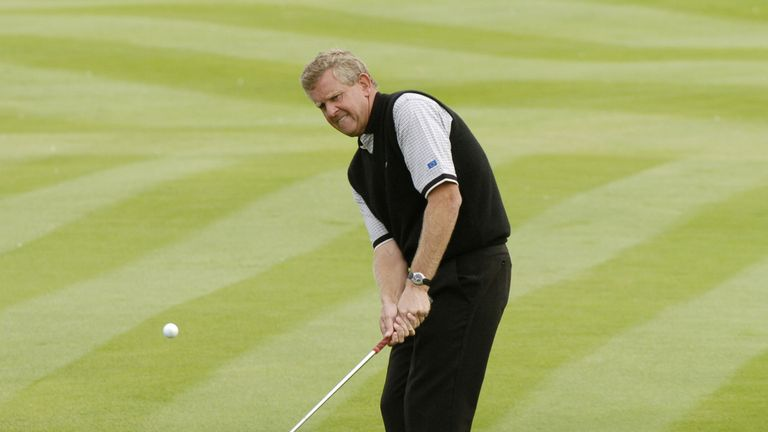 Monty was a Ryder Cup legend, but he could not take that winning form into major championships