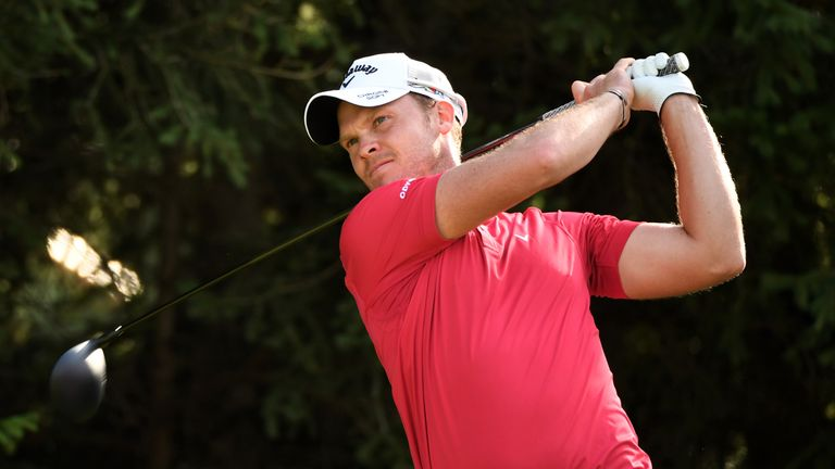 Danny Willett heads to Augusta as defending champion
