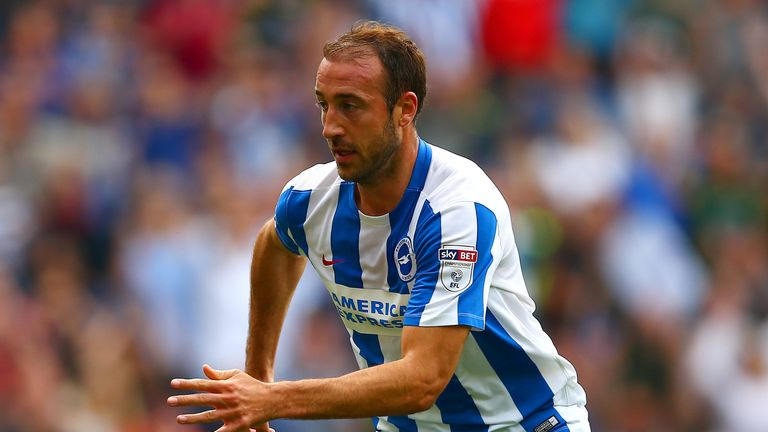 Glenn Murray is currently the second-highest scorer in the Championship