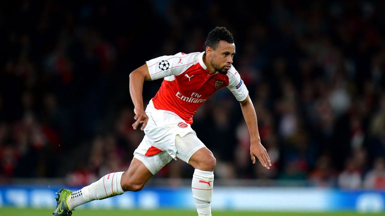 Francis Coquelin: Things looking up for the Gunners
