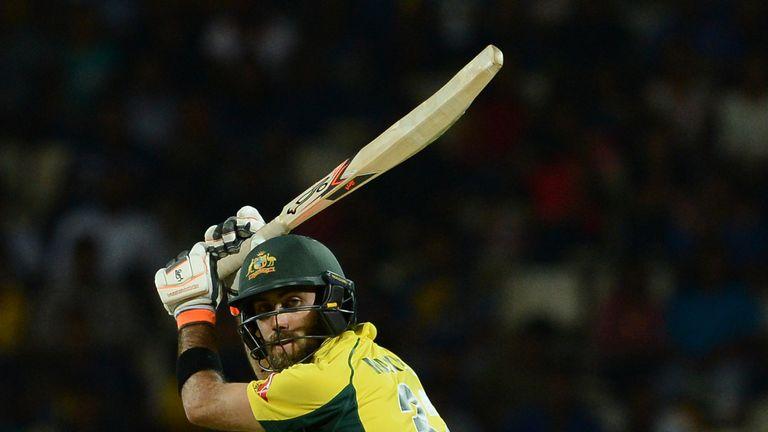 No place for Glenn Maxwell in Australia's ODI squad