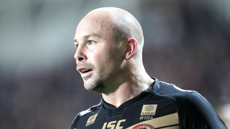 Glenn Stewart scored Catalans' second