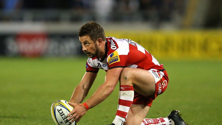 Laidlaw is grateful to the medical team at Gloucester for their help in his rehabilitation