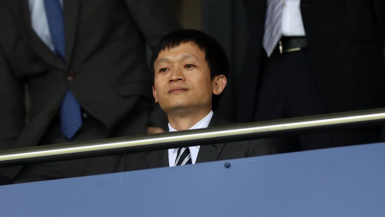 Guochuan Lai has been confirmed as the owner of West Brom