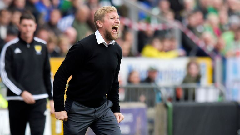 Inverness manager Richie Foran thinks the referee should have taken action against Sviatchenko