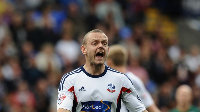 Jay Spearing: Closing on Bolton return