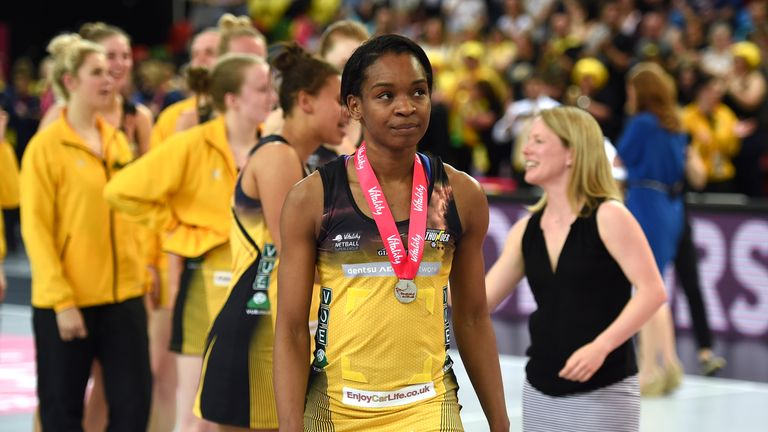 Gibson was a Superleague runner-up with Manchester Thunder last season