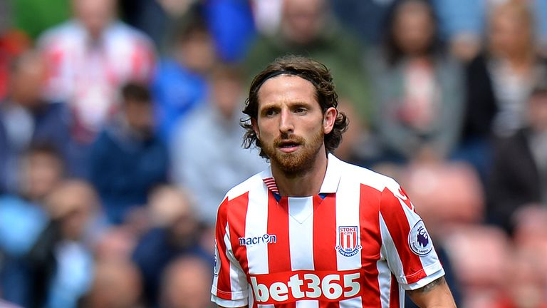 Joe Allen is one of 12 Premier League players on Uefa's 40-man shortlist for their Team of the Year