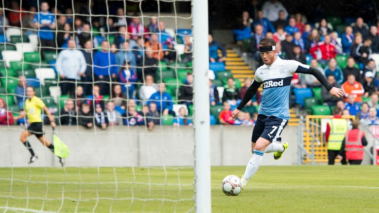 Joe Garner could be the answer if Mark Warburton opts for change