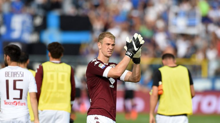 Hart has kept only six clean sheets since joining Torino from Manchester City