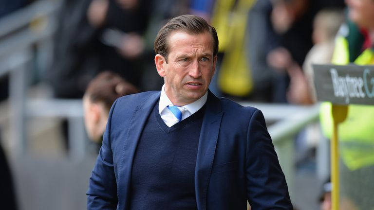 Justin Edinburgh is back in management with Orient