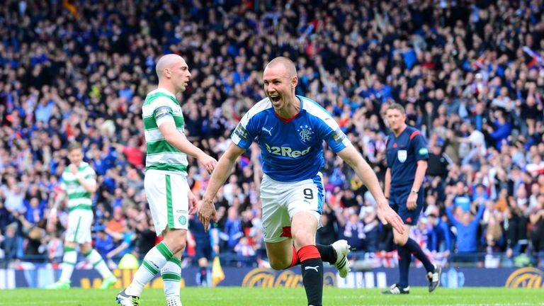 Kenny Miller says Rangers need to find different ways to win