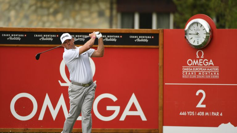 Lee Westwood closed with a flawless 63