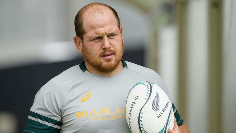 Lourens Adriaanse has been dropped from Allister Coetzee's squad