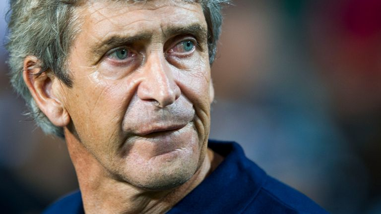 Former Manchester City coach Manuel Pellegrini lost his first game in charge of Chinese Super League side Hebei China Fortune
