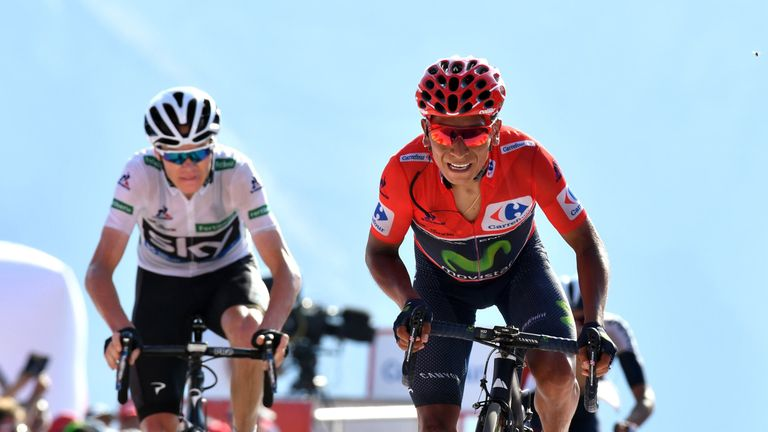 Froome lost to Quintana by 1min 23sec