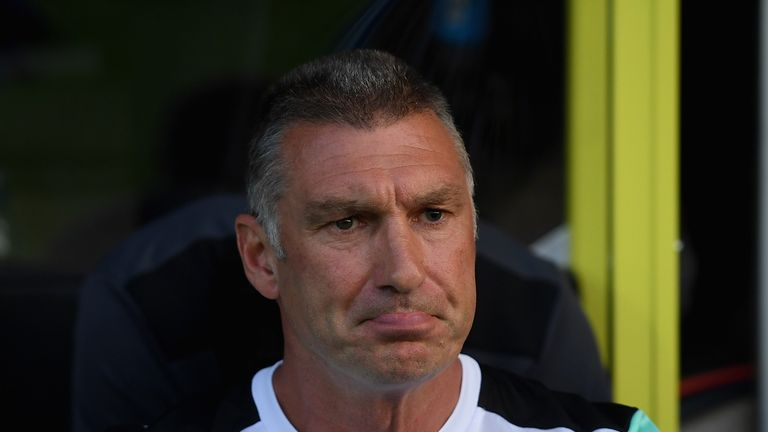 Nigel Pearson is currently in Belgium with OH Leuven