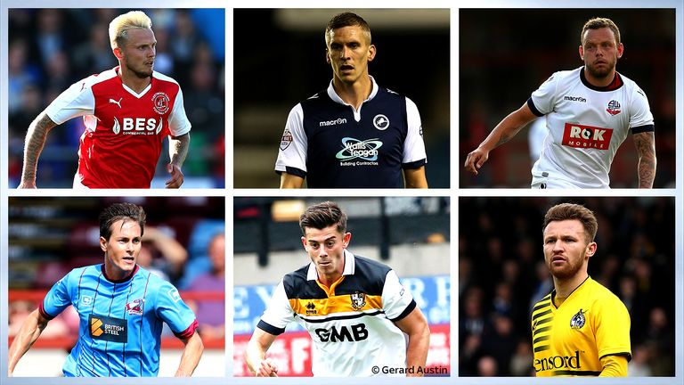 PFA Fans' Player of the Month - League One