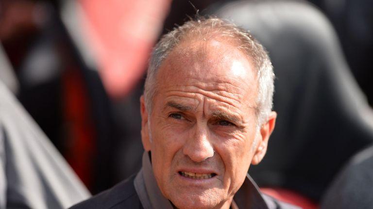 Francesco Guidolin was sacked following Swansea's poor start to the new season
