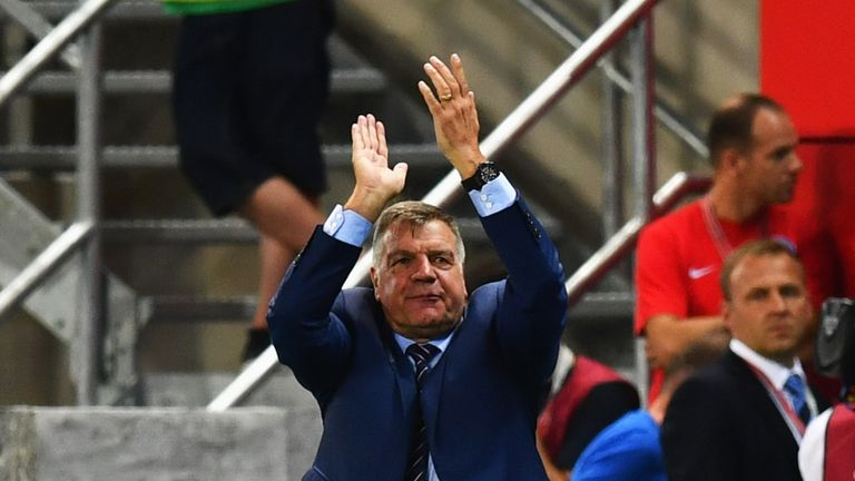Allardyce needs better resources to work with, according to Niall