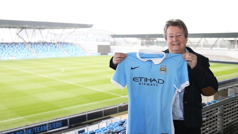 On International Women???s Day 2016, Manchester City Women are delighted to announce the appointment of Sylvia Gore MBE as Club Ambassador.