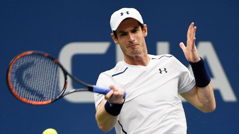 Murray was bidding for his fourth Grand Slam title