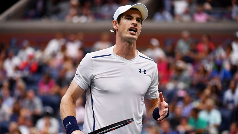 Murray was unable to capitalise on a solid start
