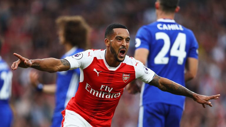 Can Arsenal do the double over Chelsea this weekend?