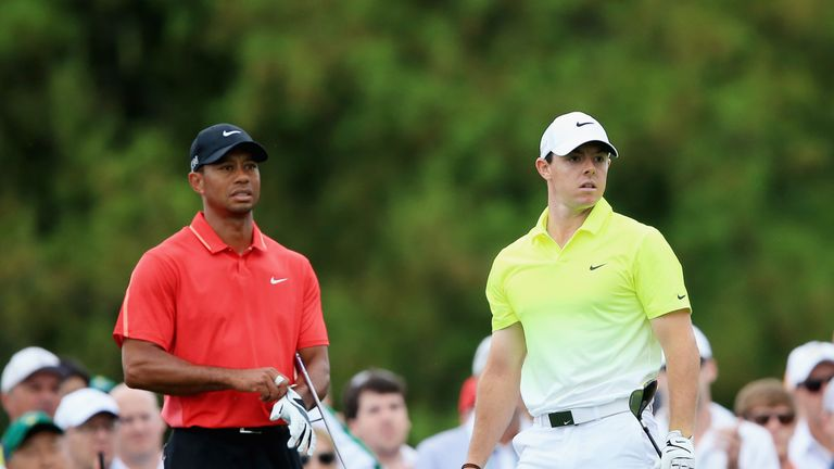 Woods is determined to complete in the Masters in April. He partnered Rory McIlroy in the final round in 2015