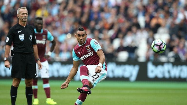 Payet says he will continue to use the technique in future
