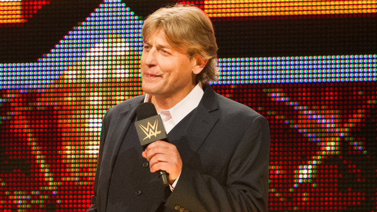 William Regal is now the General Manager of NXT