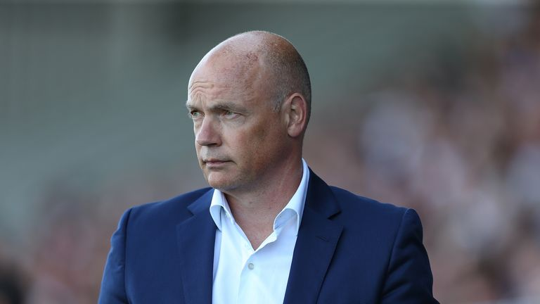 Uwe Rosler could name an unchanged Fleetwood line-up