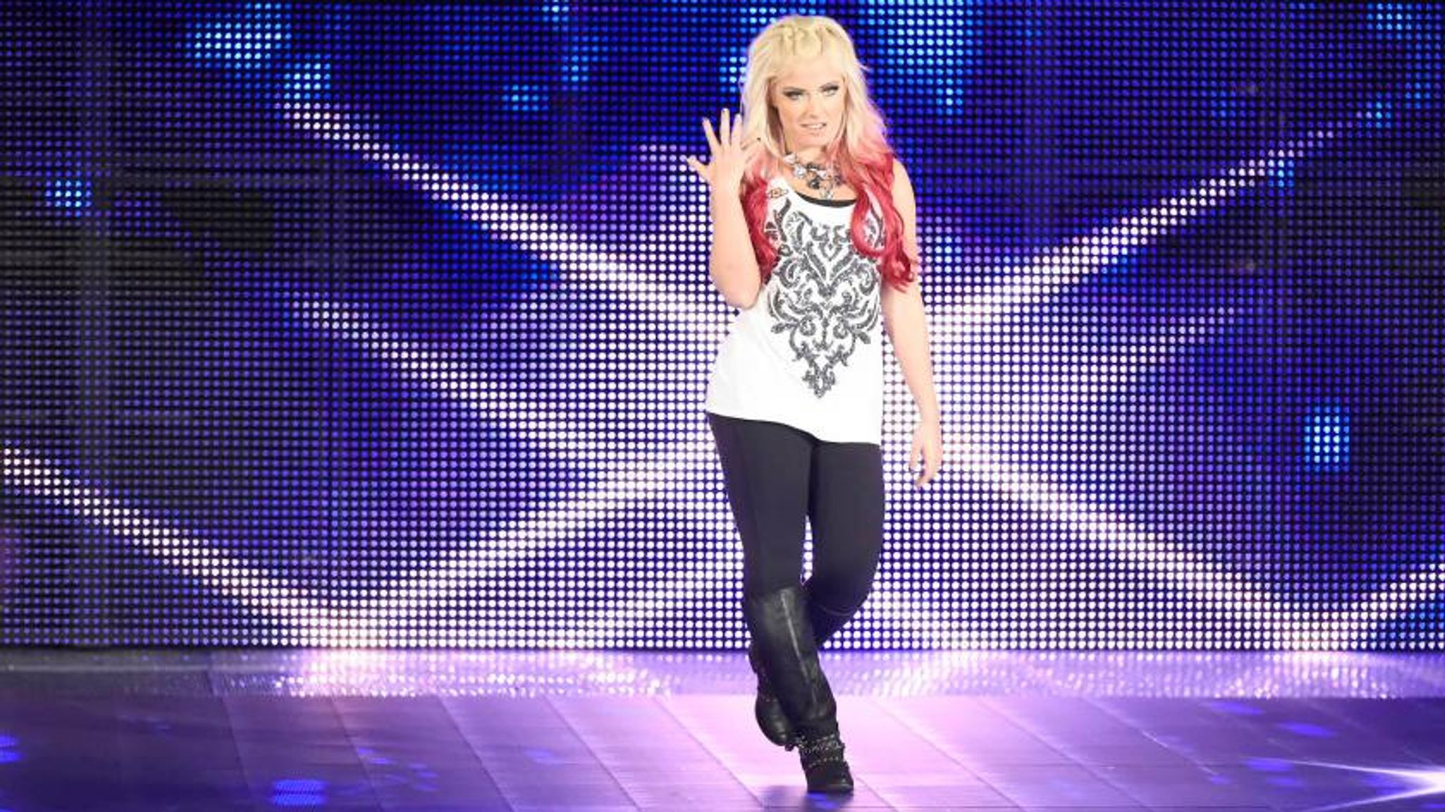 Alexa Bliss interview: WWE star on No Mercy, NXT and UK tour