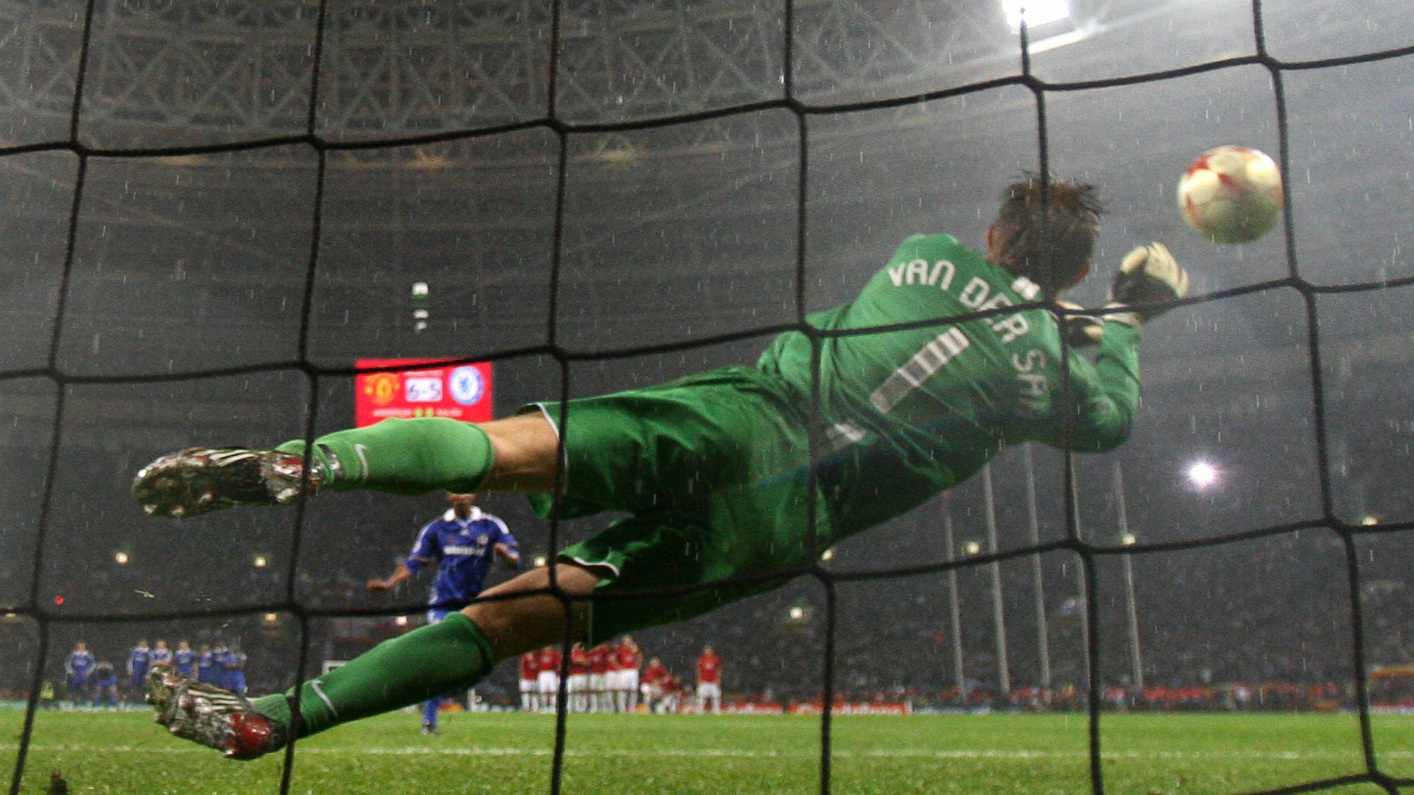 Edwin van der Sar admits interest in Manchester United director of football role