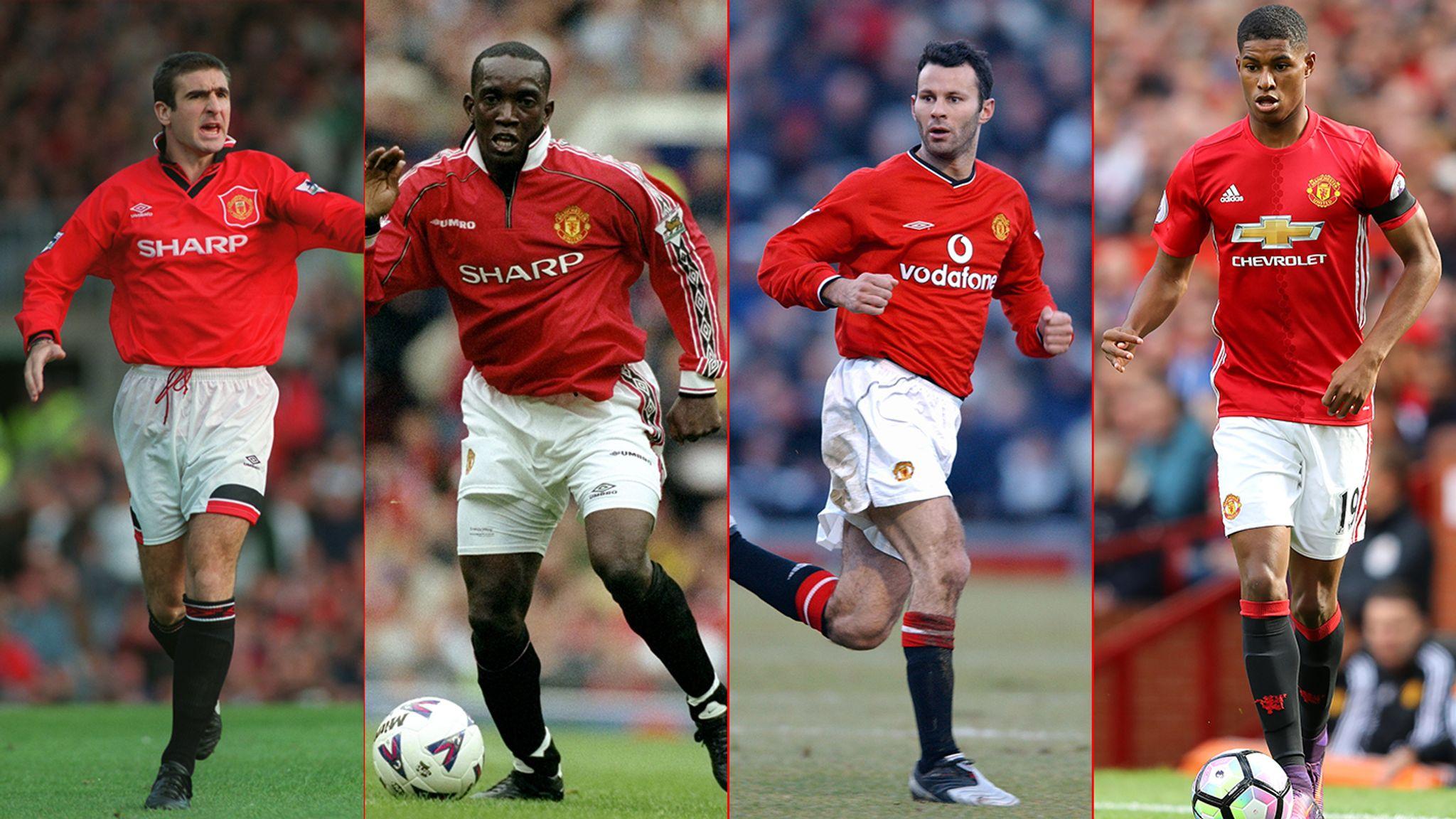 the best attitude 11a74 3d9f8 VOTE: MNF Red Monday - Man Utd's best Premier League kit ...