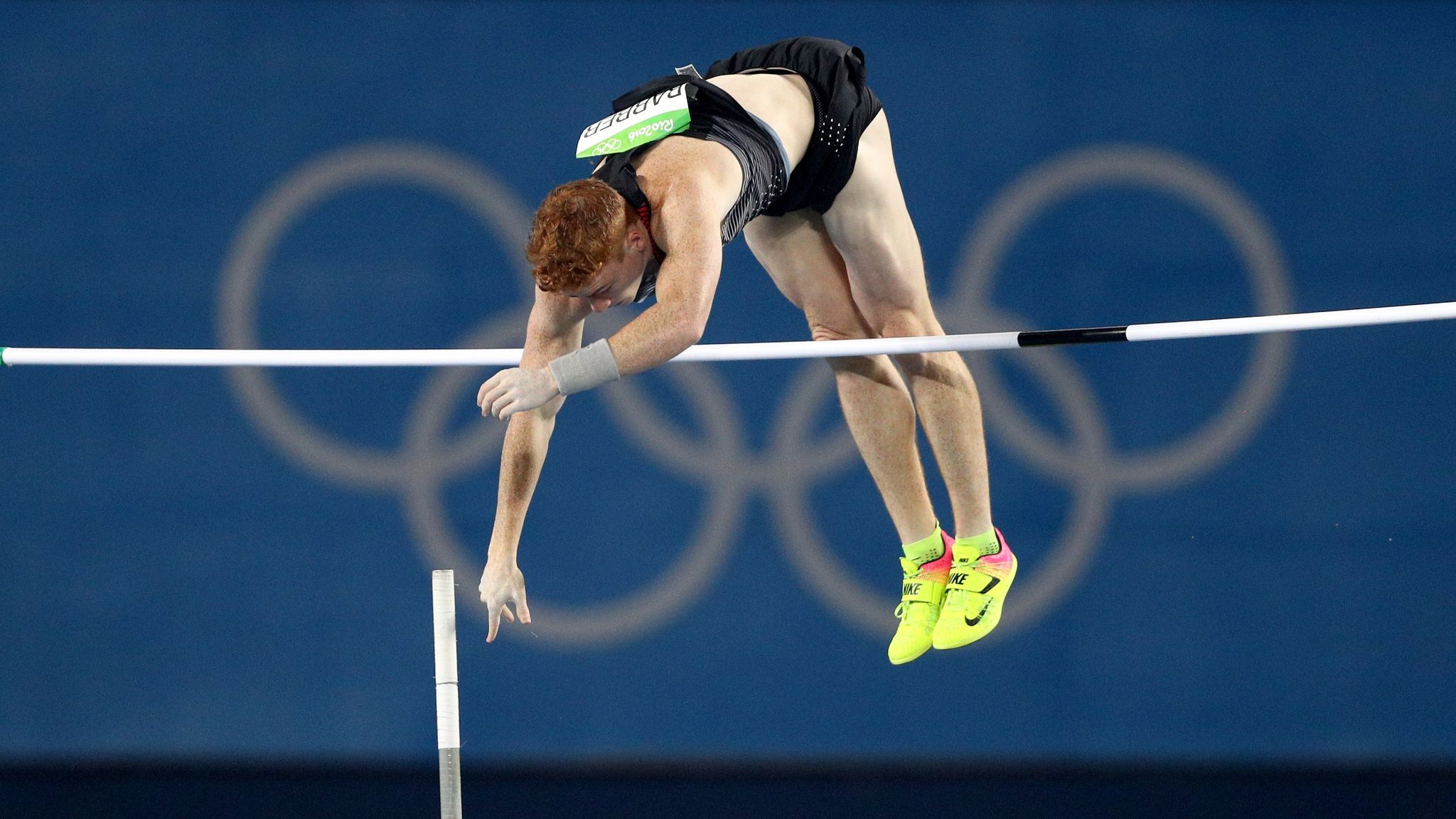 Shawn Barber spared doping ban after kiss causes failed drugs test