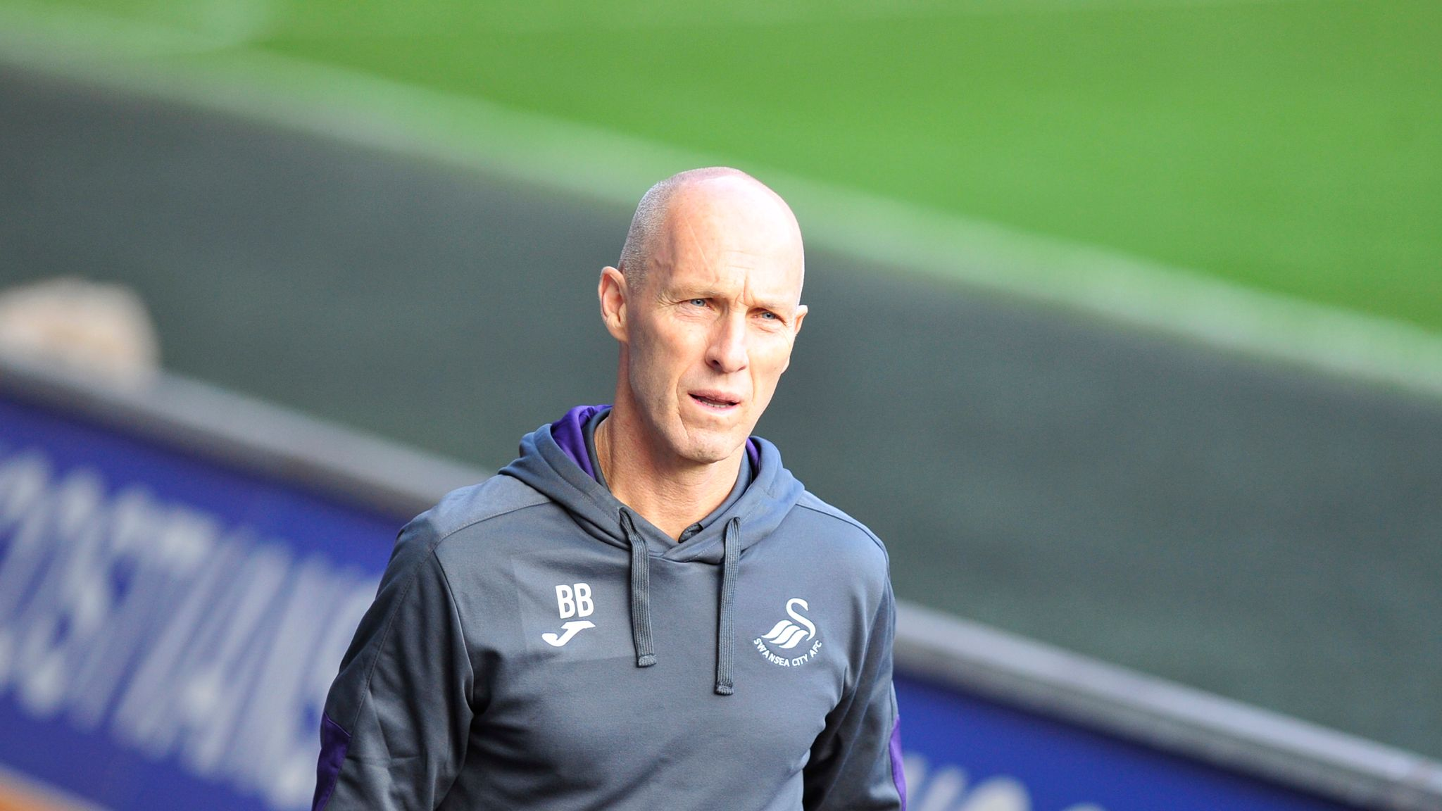 Swansea Sack Manager Bob Bradley After 11 Games In Charge Football News Sky Sports