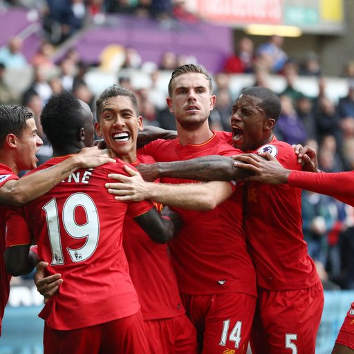 Liverpool's fluid formation
