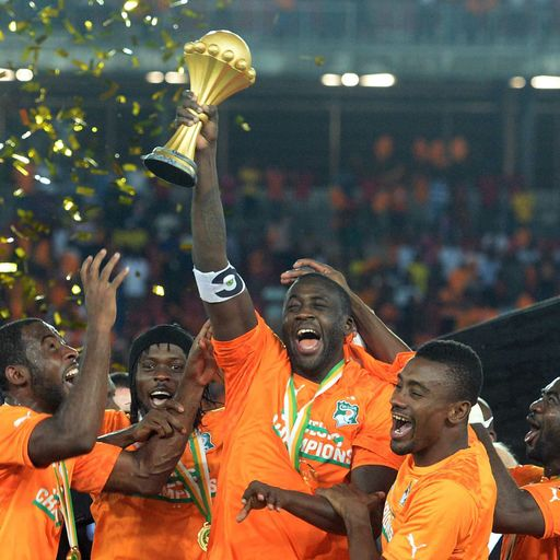 Who is going to AFCON 2017?
