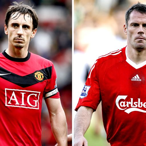 Neville and Carra's #One2Eleven
