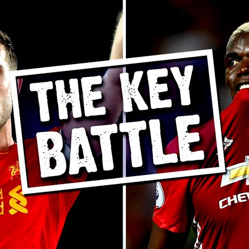 Key Battle: Henderson v Pogba