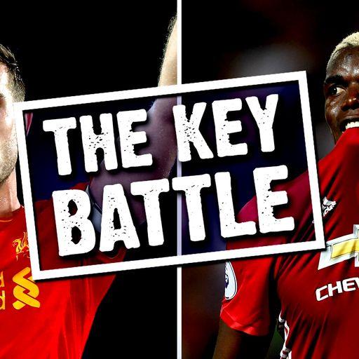 Key Battle: Henderson v Pogba
