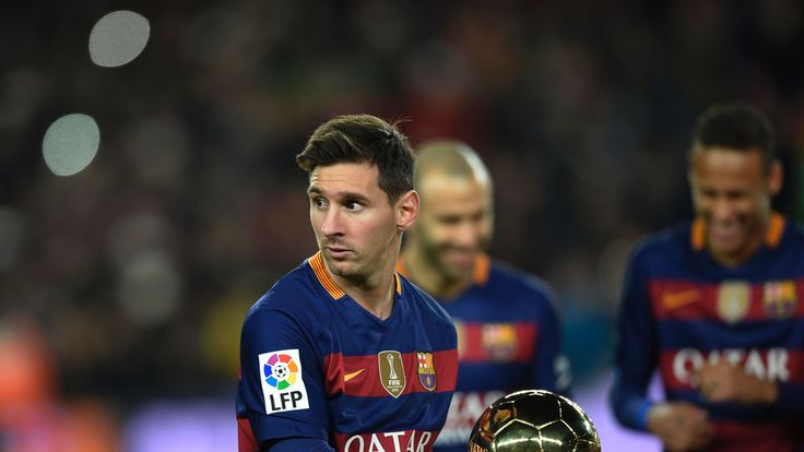 Lionel Messi has won the Ballon d'Or five times - more than any other