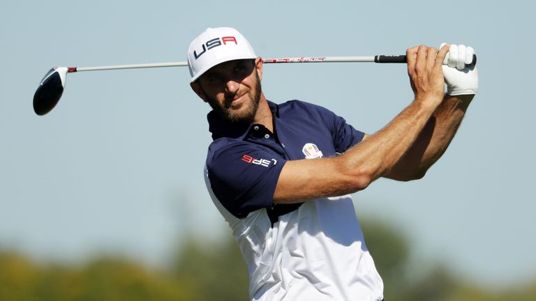 Dustin Johnson had 11 major top-10s before his victory at Oakmont
